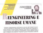 Reengineering e risorse umane. Un nuovo approccio: vantaggi e problemi a confronto