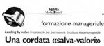 Leading by value – In consorzio per promuovere la cultura etico-manageriale