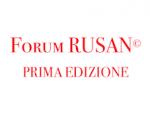 I Forum Rusan®