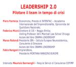 Leadership 2.0. Pilotare il team in tempo di crisi